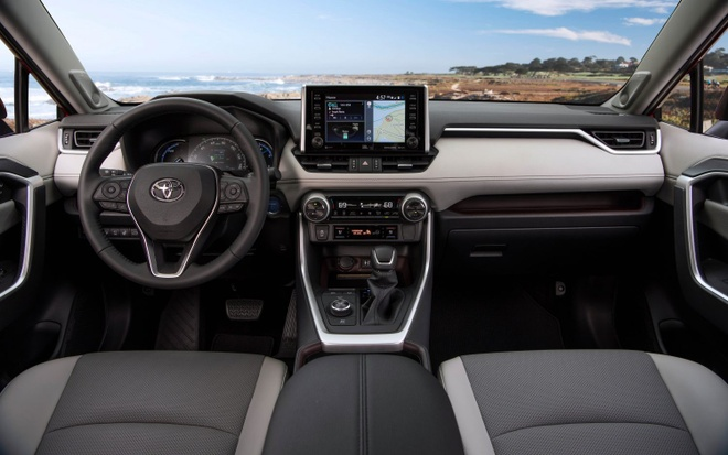 Toyota RAV4 2021 them mau xe moi anh 2