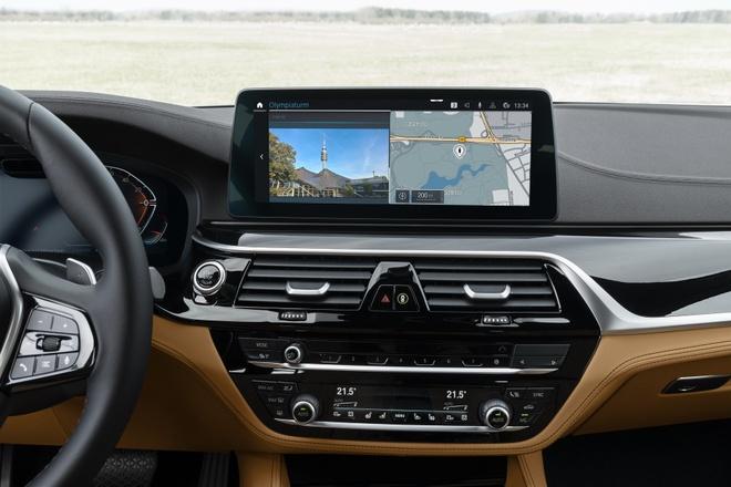 Ứng dụng BMW Maps thêm nhiều tính năng mới