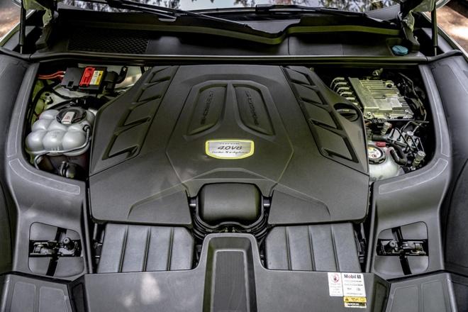 Porsche nang cap Cayenne E-Hybrid 2021 anh 4