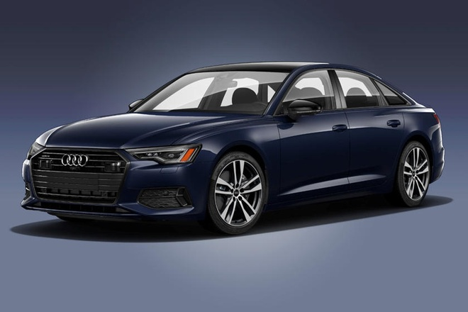 Audi A6 Sport 2021 them ban the thao moi anh 1