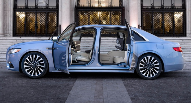Lincoln Continental chinh thuc bi khai tu anh 1