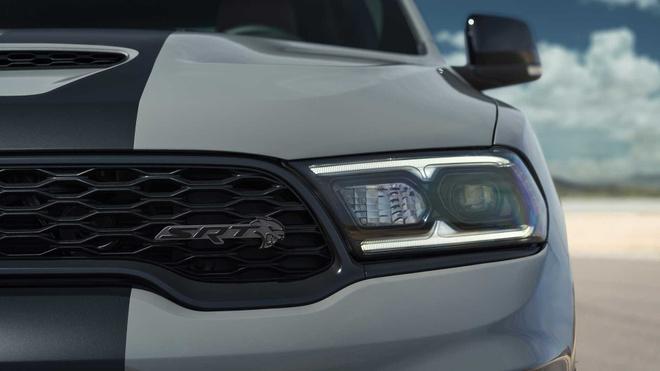 xe co bap Dodge Durango SRT Hellcat 2021 mo ban anh 16
