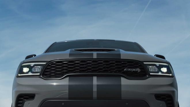 xe co bap Dodge Durango SRT Hellcat 2021 mo ban anh 11