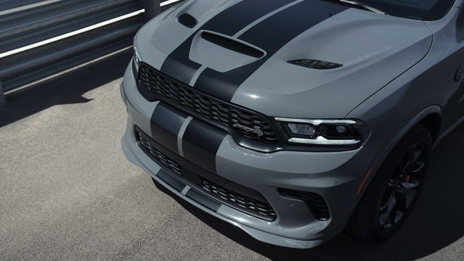 xe co bap Dodge Durango SRT Hellcat 2021 mo ban anh 10