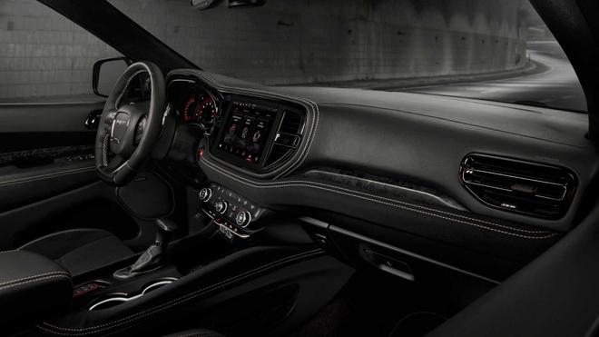 xe co bap Dodge Durango SRT Hellcat 2021 mo ban anh 24