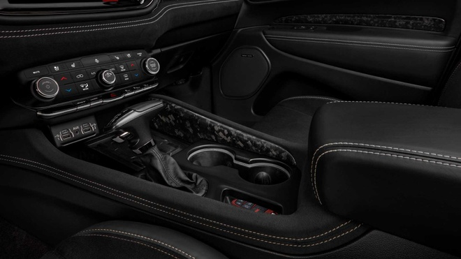 xe co bap Dodge Durango SRT Hellcat 2021 mo ban anh 23