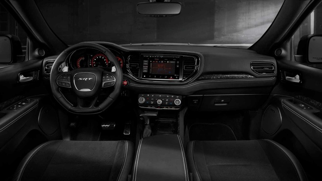 xe co bap Dodge Durango SRT Hellcat 2021 mo ban anh 20
