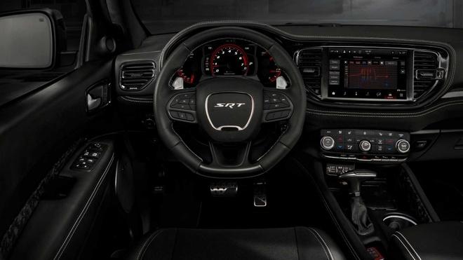 xe co bap Dodge Durango SRT Hellcat 2021 mo ban anh 22