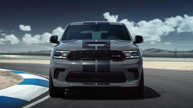 xe co bap Dodge Durango SRT Hellcat 2021 mo ban anh 1