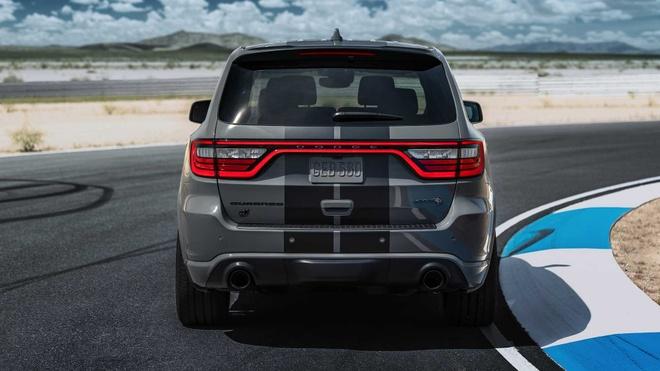 xe co bap Dodge Durango SRT Hellcat 2021 mo ban anh 5