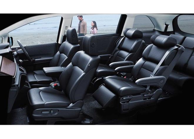 Honda Odyssey 2021 mo ban tai Nhat Ban anh 7