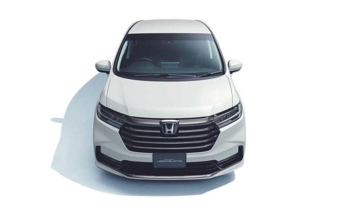 Honda Odyssey 2021 mo ban tai Nhat Ban anh 5