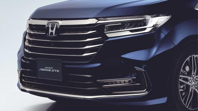 Honda Odyssey 2021 mo ban tai Nhat Ban anh 4