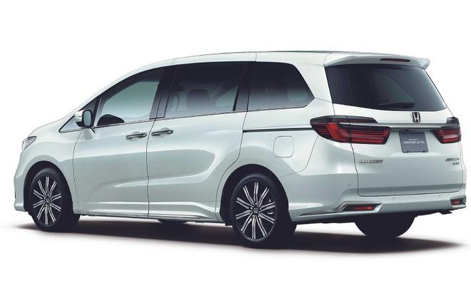 Honda Odyssey 2021 mo ban tai Nhat Ban anh 2