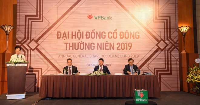 VPBank dat loi nhuan truoc thue tren 9.000 ty dong nam 2018 hinh anh 1