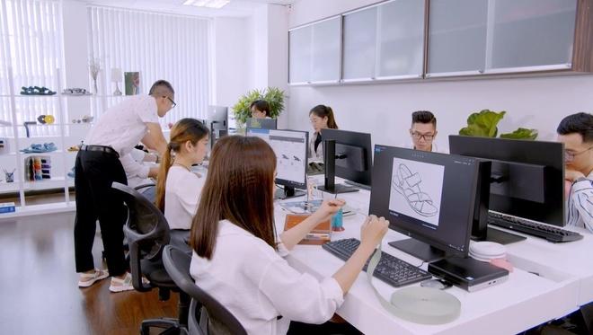 Video - CEO Shondo: 'Van phong khong don thuan la noi lam viec' hinh anh