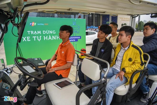 700 lanh dao doanh nghiep tham gia thao luan tai FPT Techday 2019 hinh anh 3