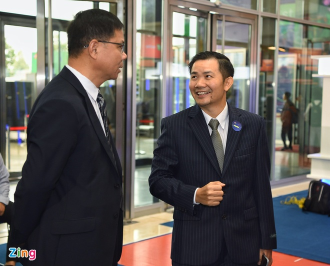 700 lanh dao doanh nghiep tham gia thao luan tai FPT Techday 2019 hinh anh 26