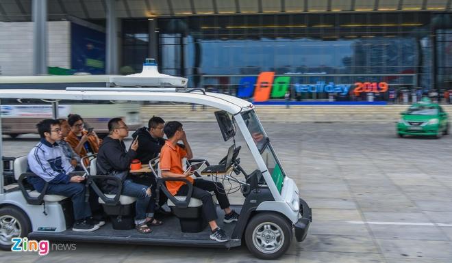 700 lanh dao doanh nghiep tham gia thao luan tai FPT Techday 2019 hinh anh 4