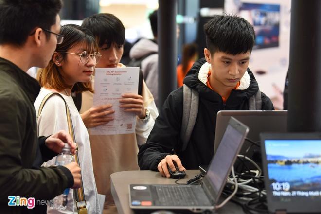 700 lanh dao doanh nghiep tham gia thao luan tai FPT Techday 2019 hinh anh 21