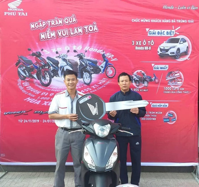 Gan 100.000 nguoi nhan qua tu Honda Viet Nam trong 4 tuan hinh anh 1 honda_1.jpg