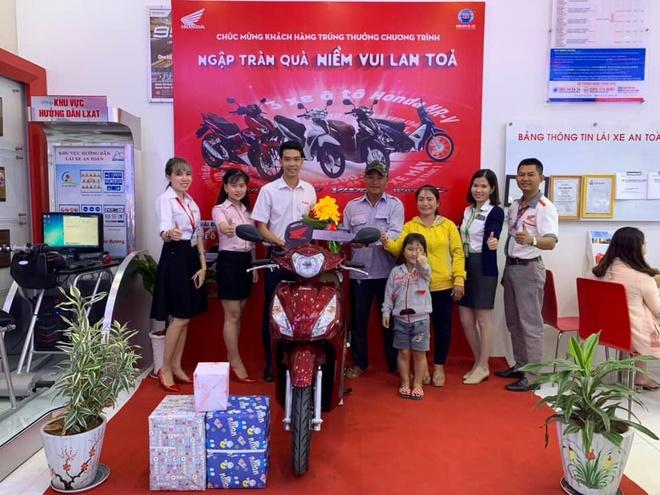 Gan 100.000 nguoi nhan qua tu Honda Viet Nam trong 4 tuan hinh anh 4 honda_4.jpg