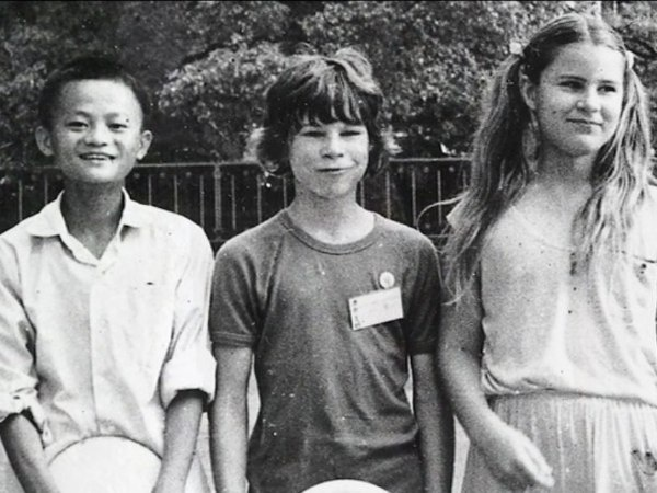 Jack Ma: Tu thay giao ngheo toi ty phu cong nghe hinh anh 1