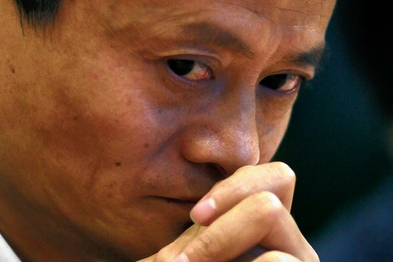 Jack Ma: Tu thay giao ngheo toi ty phu cong nghe hinh anh