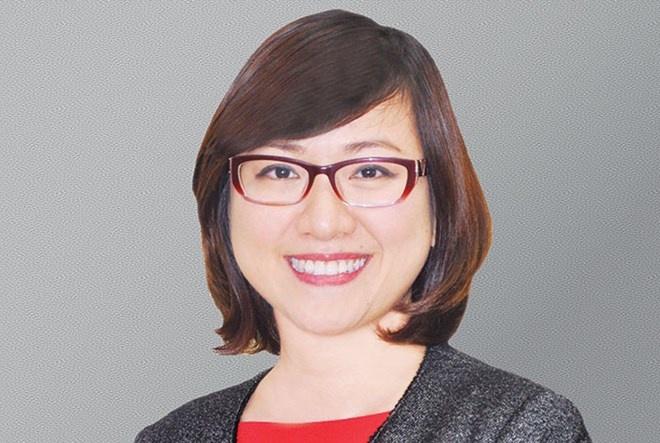 Le Thu Thuy: Bong hong SeABank hinh anh