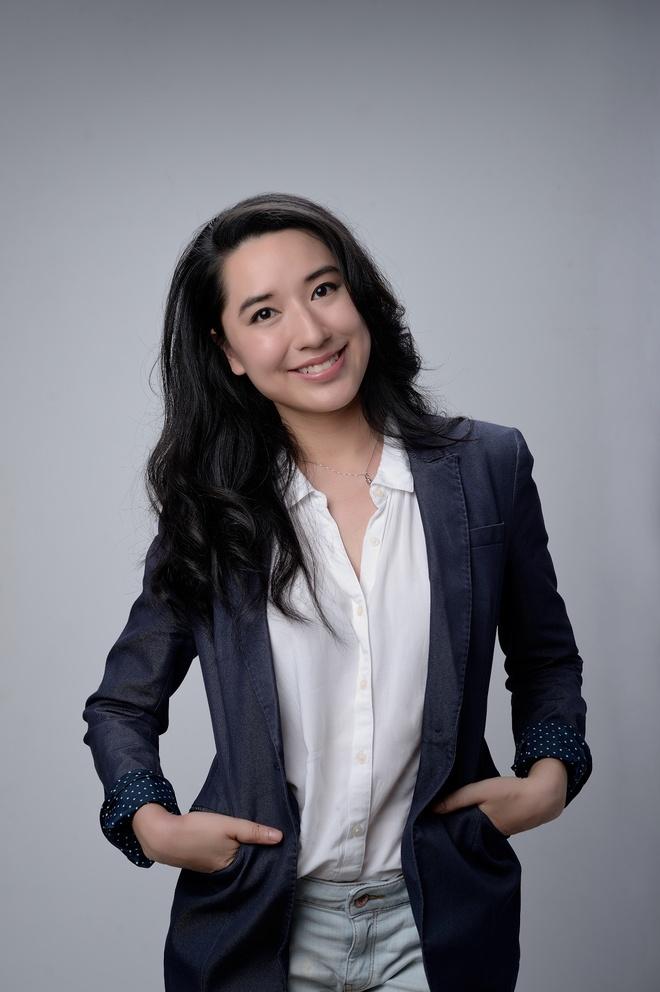 Dao Chi Anh: Khoi nghiep phai nhu dan trau dam vao tam bao hinh anh 1