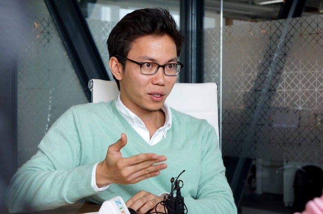 CEO Uber Viet Nam: 'Chung toi khong co y dinh lach luat' hinh anh 1
