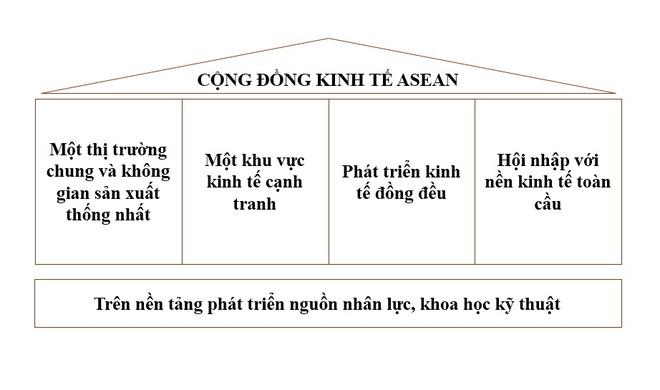 'AEC khong chi day Viet Nam kiem tien, ma con la tien xanh' hinh anh 3