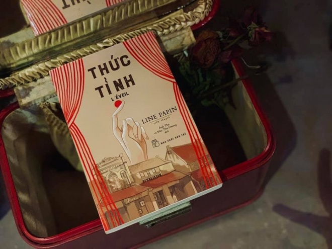 Review sach Thuc tinh Line Papin anh 1