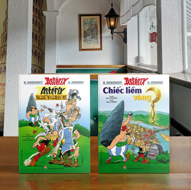 Cha de huyen thoai truyen tranh 'Asterix' qua doi hinh anh 3 59838361_10156475034158869_2413964129376141312_o.jpg