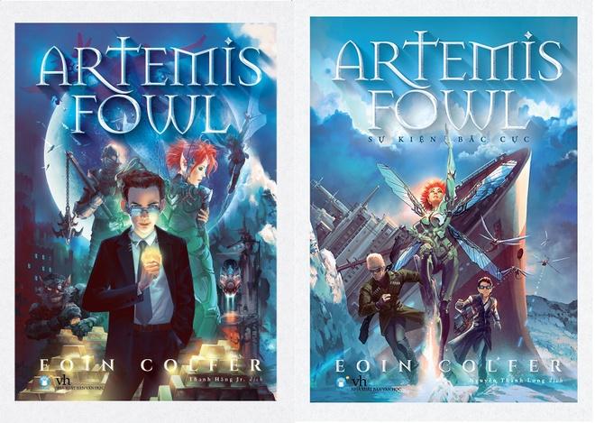 Bo truyen Artemis Fowl anh 3