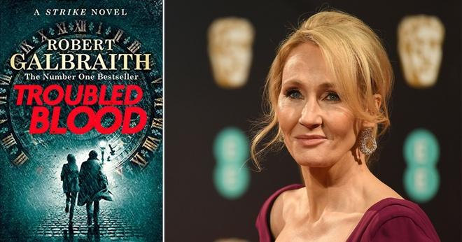 J.K. Rowling gay tranh cai anh 1