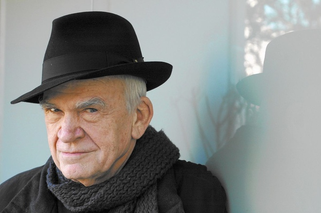 Milan Kundera thang giai Franz Kafka anh 1