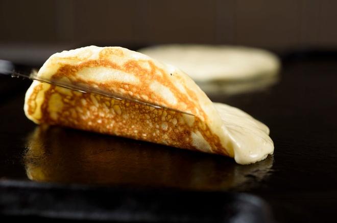 Cach lam banh pancake thom ngon hinh anh 1