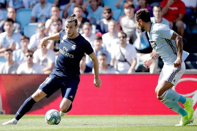 Gareth Bale va cuoc chien tai Real Madrid hinh anh 1