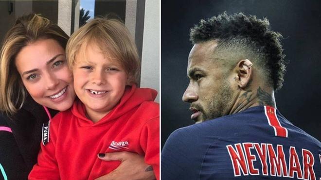 Neymar bi kien vi no tien sinh con hinh anh 1