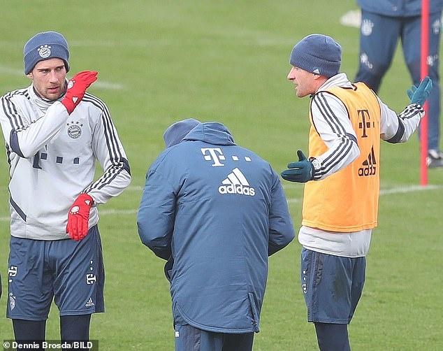 Sao Bayern danh nhau anh 4