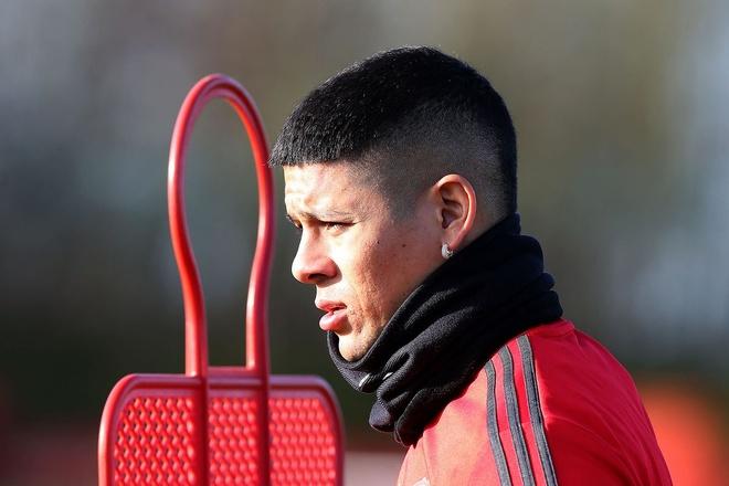 Day Rojo ve Argentina, MU tiep tuc thanh loc doi hinh hinh anh 1 rojo1.jpg