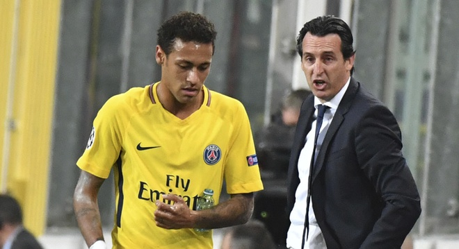 HLV Emery tiet lo yeu sach cua Neymar o PSG hinh anh 1 neymar2.jpg