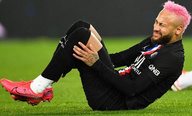 Neymar co nguy co vang mat o Champions League hinh anh 1 Neymar.jpg