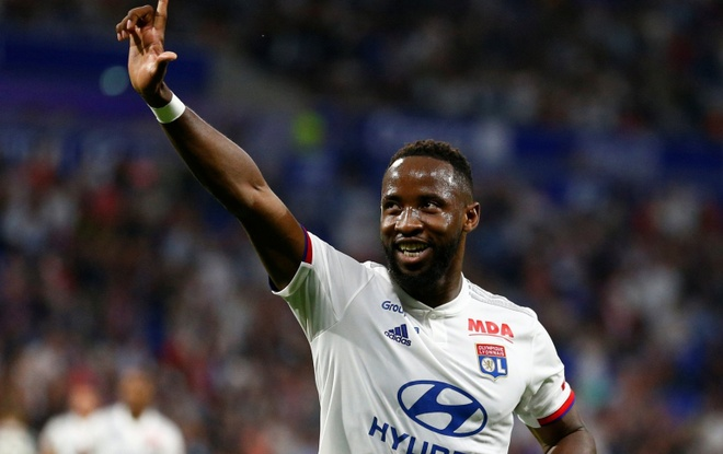 Dembele muon chuyen den MU thi dau hinh anh 1 Olympique_Lyonnais_Moussa_Dembele.jpg