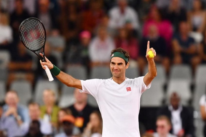 Federer ung ho hon 1 trieu USD chong dich hinh anh 1 swiss_fed_cup_captain_roger_federer_couldn_t_find_the_better_timing_.jpg