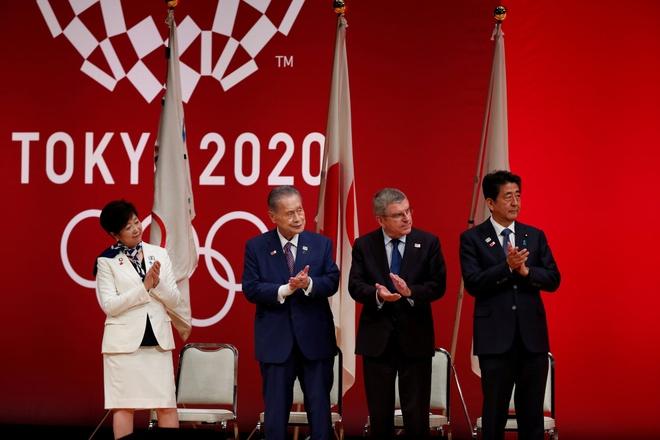 Tranh cai nay lua xung quanh viec hoan Olympic 2020 hinh anh 2 tokyo.jpg