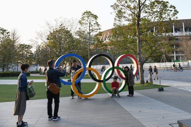 Tranh cai nay lua xung quanh viec hoan Olympic 2020 hinh anh 1 tokyo2.jpg