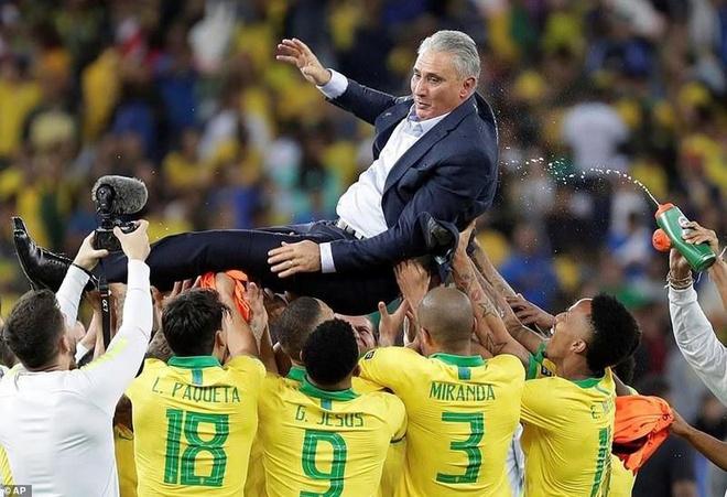 Brazil va con ngu quen cua mot sieu cuong bong da hinh anh 3 brazilv.jpg