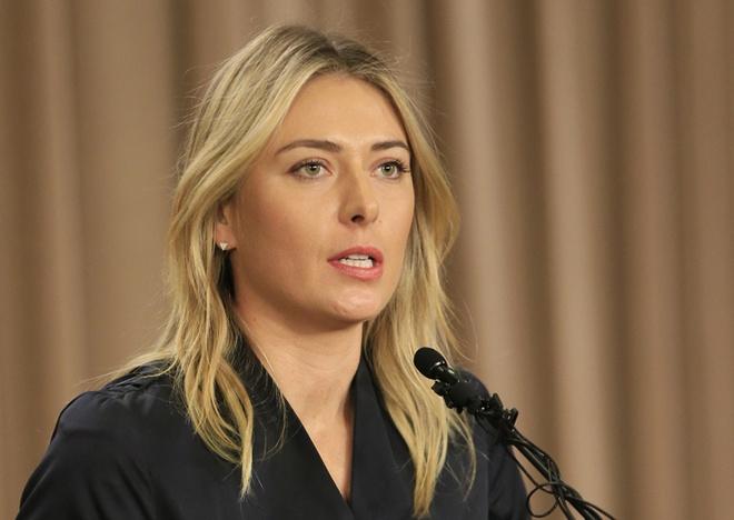 Maria Sharapova anh 1